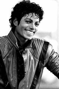Michael Jackson Black and White Poster – My Hot Posters