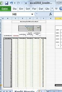 Haus Darlehen Rechner : so geht s kreditrechner excel 2010 ~ Kayakingforconservation.com Haus und Dekorationen