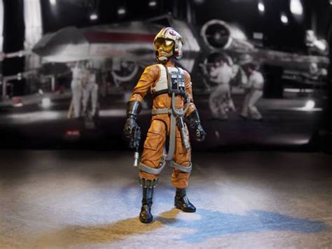 New Line of 6 Inch Star Wars Black Series Action Figures ...