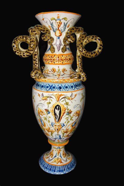 century italian faience vase  sale antiquescom