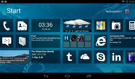 window 8 launcher for android home 8 like windows 8 launcher ottimo launcher