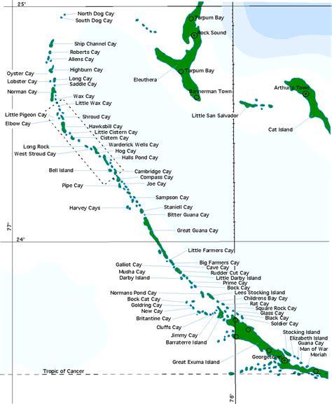 Exumas, Bahamas Charter Catamaran Sailing Yacht :: STRAY ...