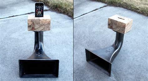 cool  simple diy iphone speaker ideas hative