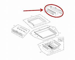 Lg Part  Aec73977502 Rail Guide Assembly  Oem