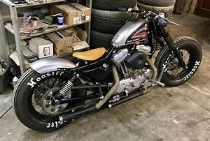 Bobber Harley Davidson : harley sportster bobber 1991 motocicleta pinterest bobbers harley davidson and harley ~ Medecine-chirurgie-esthetiques.com Avis de Voitures