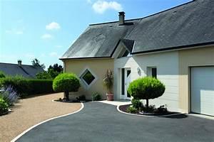 votre allee de jardin cour ou acces de garage en enrobe With exemple de jardin de maison 5 les entrees de garage en enrobe