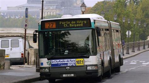 Importante Grève Des Bus De La Ratp Du 17 Au 20 Juin