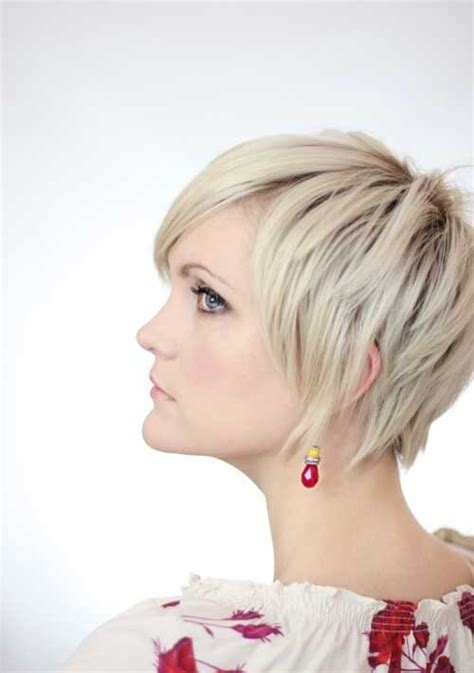 Hairstyles For Pixie Cuts by 15 Chic Pixie Haircuts Which One Suits You Best