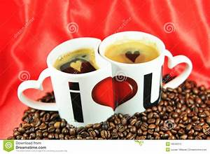 Coffee love stock image. Image of drinking, couples ...