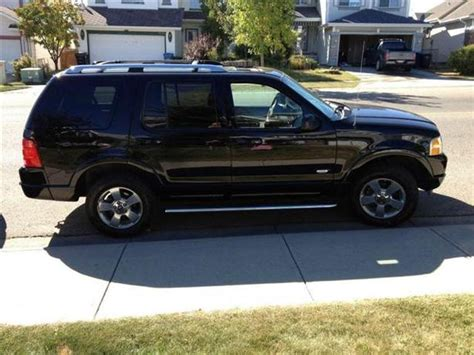 Ford Centennial Edition by 2003 Ford Explorer Limited Centennial Edition West