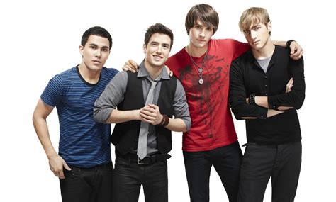 Four friends get an opportunity to work together and become a music group. Big Time Rush   VIACOM PRESS
