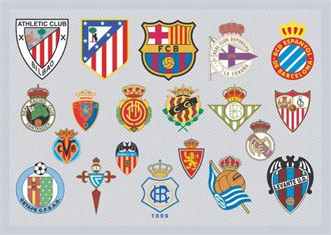 Spanish Football Team Logos Vector Art & Graphics