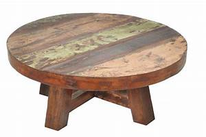 round rustic coffee table coffee table design ideas With rustic circle coffee table