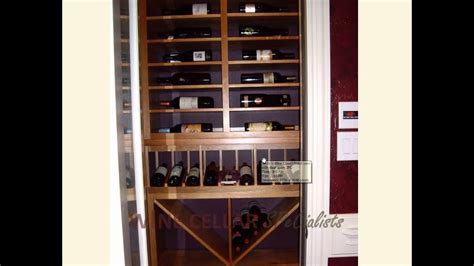 convert  closet   custom wine cellar dallas