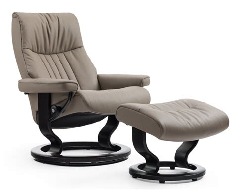 stressless canapé canapé en cuir 2 places dossier inclinable stressless