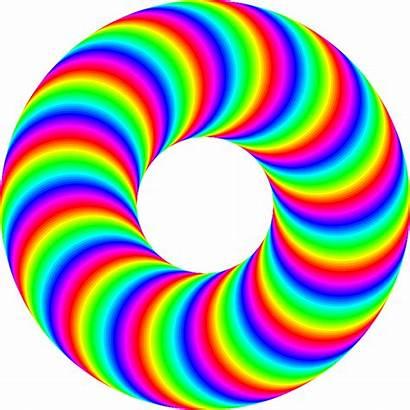 Donut Clipart Rainbow Donuts Library 10binary Cliparts