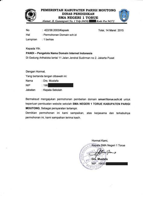 contoh surat permohonan kerja modal usaha beasiswa