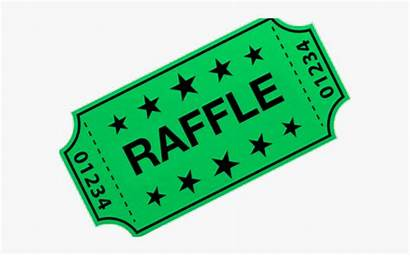 Raffle Ticket Clipart Clip Prize Gift Transparent