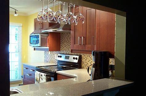 super small ikea kitchen designreno