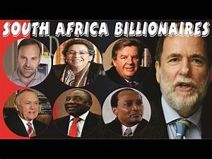 TOP 20 RICHEST PEOPLE IN SOUTH AFRICA IN 2018 in ($, ZAR ...