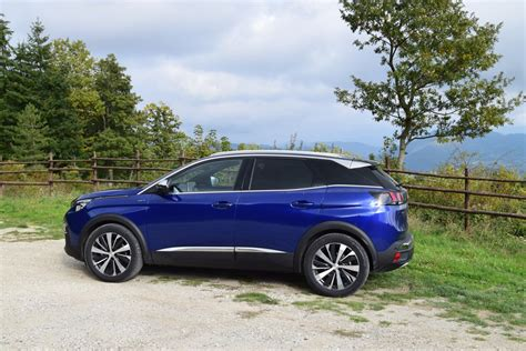 peugeot  suv review