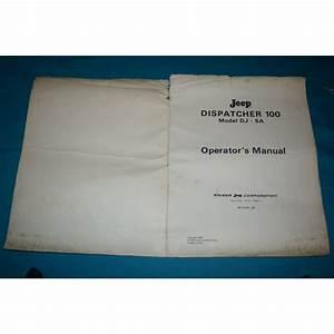 Wiring Diagram 1969 Dj 5a