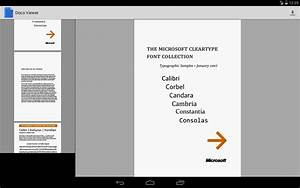 Docs viewer android apps on google play for Google document viewer android