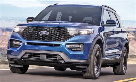 Ford St 2020 Motor Ausstattung by Ford Explorer St 2019 Motor Ausstattung Autozeitung De