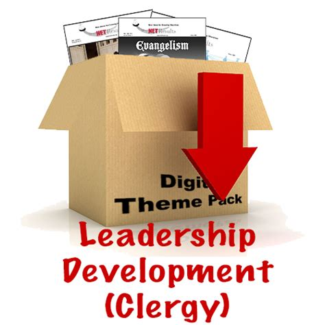 leadership development  clergy theme pack  net