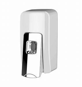 Sapphire Manual Soap Dispenser