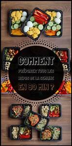Cuisiner Pour La Semaine : comment pr parer tous les repas de la semaine en 90 ~ Dode.kayakingforconservation.com Idées de Décoration
