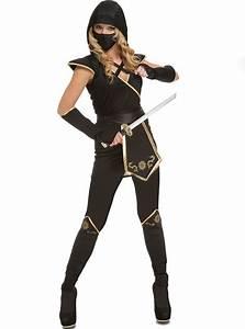 Kostüm Superhelden Damen : ninja kost m f r damen funidelia ~ Frokenaadalensverden.com Haus und Dekorationen