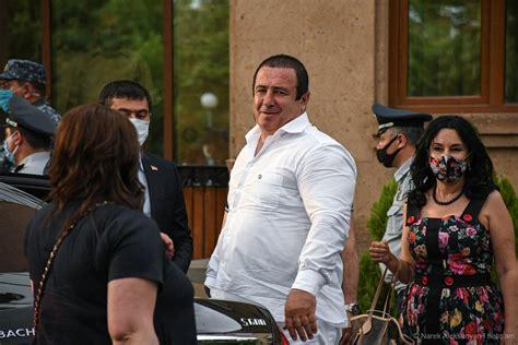 Gagik Tsarukyan to Remain in Detention
