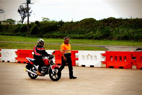 Don't see it as hassle, instead, be glad of the chance to learn to ride safely from enthusiastic experts. Motorcycles - Ian Watson's Driving School