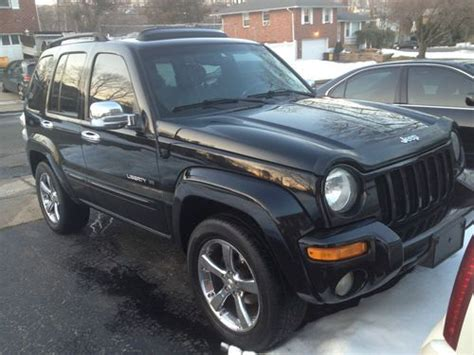 jeep liberty limited 2004 sell used 2004 jeep liberty limited sport utility 4 door 3