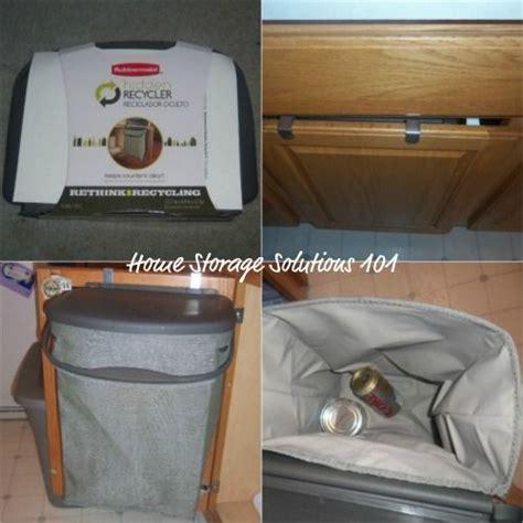 storage set for kitchen best 25 kitchen recycling bins ideas on 5883