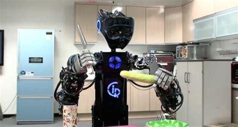 robot qui fait la cuisine connectrobotworld le progr 232 s sans cesse