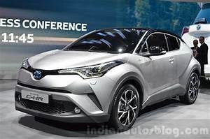 Toyota C Hr 2016 : toyota c hr to make spanish debut at madrid auto 2016 ~ Medecine-chirurgie-esthetiques.com Avis de Voitures