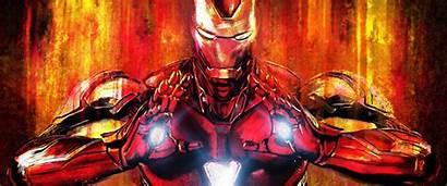Iron 8k Avengers Endgame Dual 4k Ultrawide