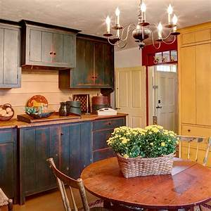 Antique, Painted, Cabinets, Tips, And, Techniques, To, Try, At, Home