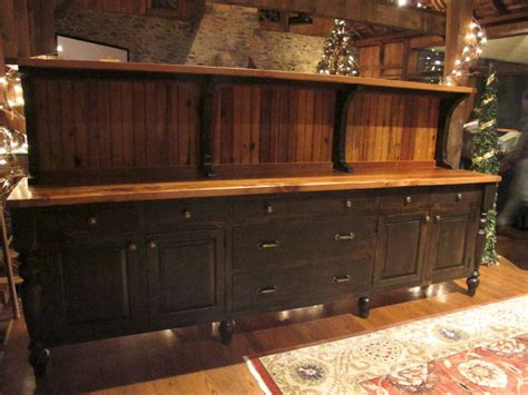 centreville extra long serving buffet furniture