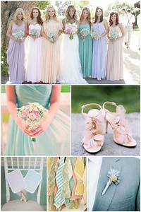 96 best Wedding Theme: Pastels images on Pinterest ...