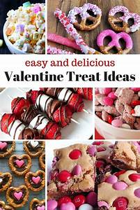 Valentine Treat Ideas - simple and easy - Four Generations ...