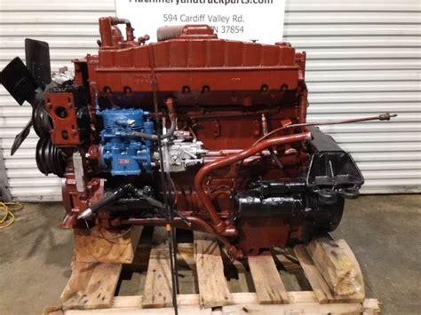 cummins nhnt  small cam diesel engine cpl