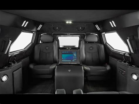 armored vehicles inside 2010 conquest knight interior rear 2 1920x1440