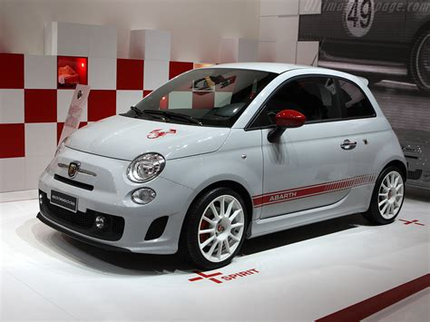Fiat Abarth 500 Esseesse High Resolution Image 2 Of 12