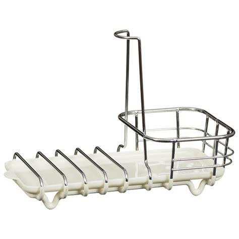 white kitchen sink caddy sink caddy white kitchen storage accessories