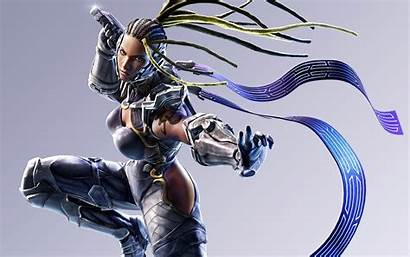 Tekken Raven Master 4k Wallpapers 2400