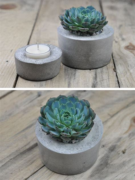 images  crafts cement projects  pinterest