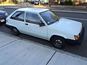 1984 Toyota Tercel 3-door Hatchback For Sale
